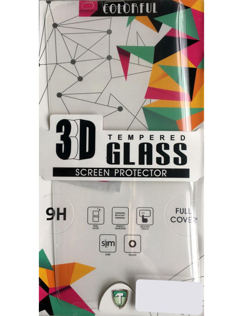 Screen Protector in Vetro Temperato Anti Urto per Samsung Galaxy S8+ G955