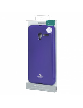 Cover in TPU per Alcatel OneTouch Pop 3 (Viola)