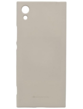 Cover in TPU Soft Feeling per Sony Xperia XA1 (Beige)