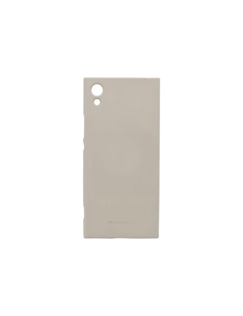 Cover in TPU Soft Feeling per Sony Xperia XA1 (Beige)