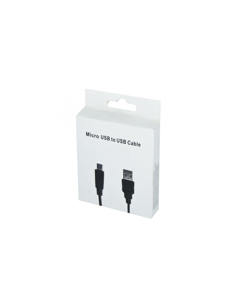 Cavo Dati Micro USB (Nero)