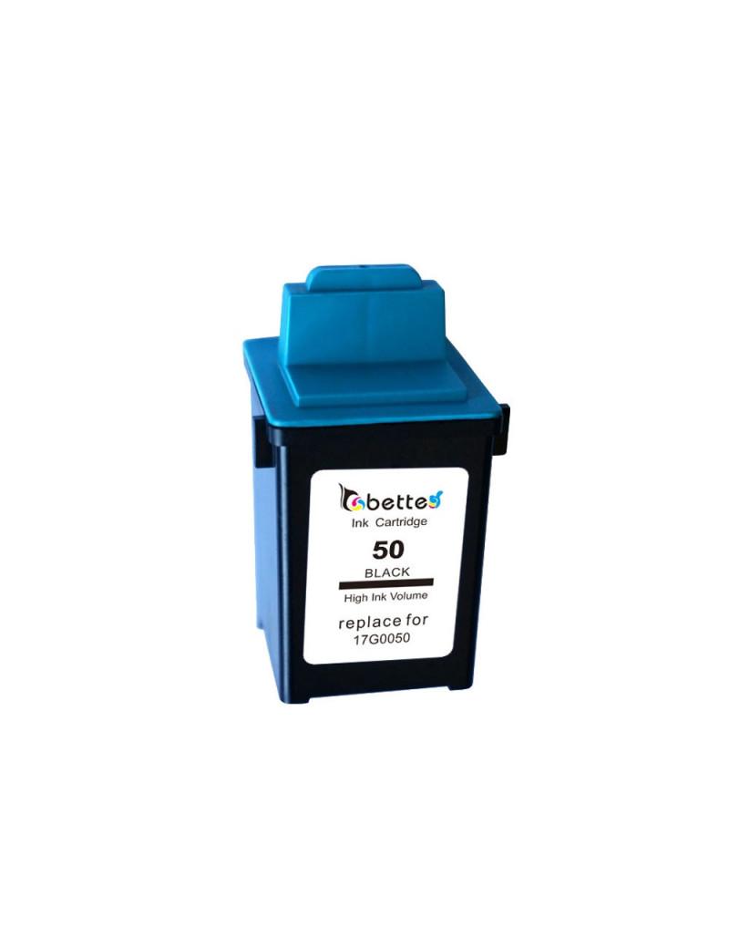 Cartuccia Compatibile Lexmark 17G0050 50 (Nero 800 pagine)