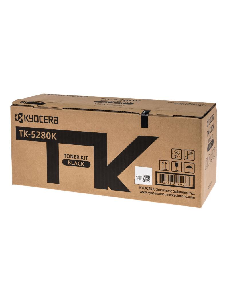 Toner Originale Kyocera TK-5280K 1T02TW0NL0 (Nero 13000 pagine)