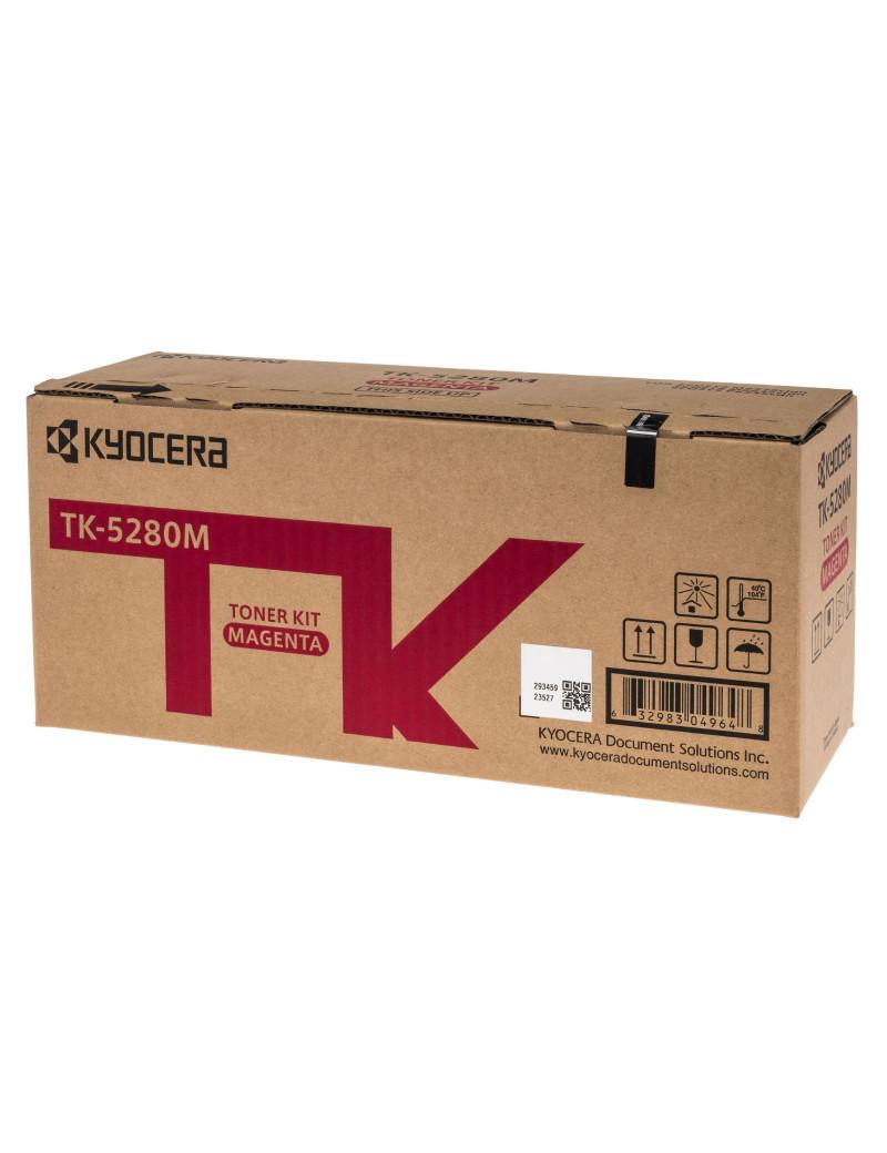 Toner Originale Kyocera TK-5280M 1T02TWBNL0 (Magenta 11000 pagine)