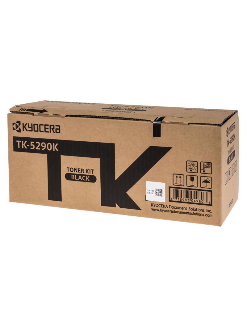 Toner Originale Kyocera TK-5290K 1T02TX0NL0 (Nero 17000 pagine)