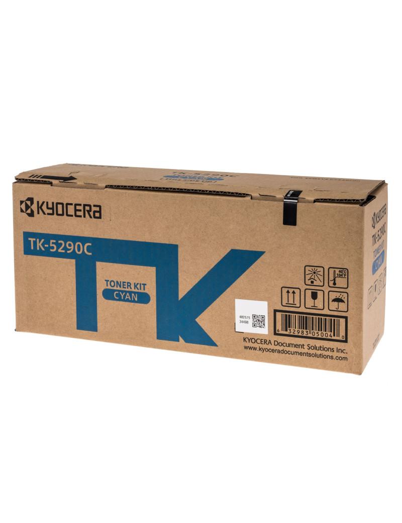 Toner Originale Kyocera TK-5290C 1T02TXCNL0 (Ciano 13000 pagine)