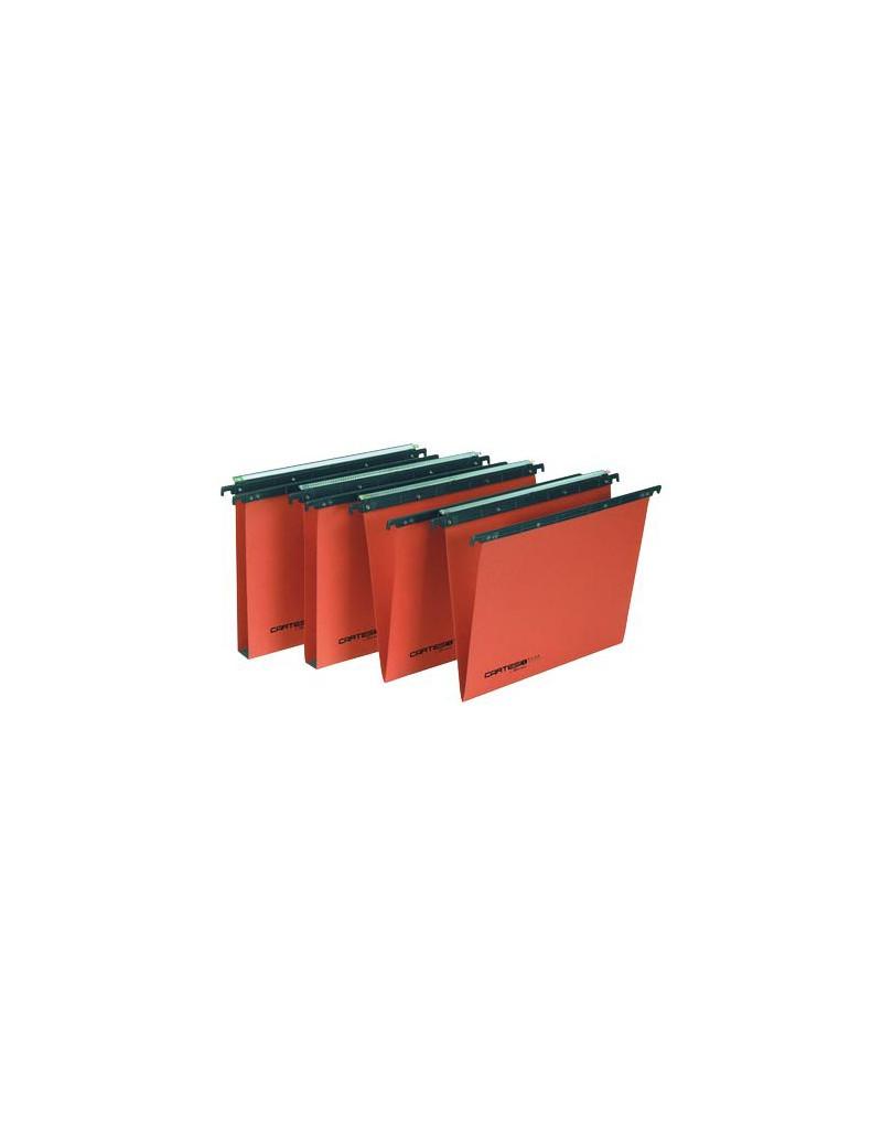 Cartelle Sospese Linea Cartesio Plus Bertesi - Cassetto - Interasse 39÷39,8 cm - U3 (Conf. 25)