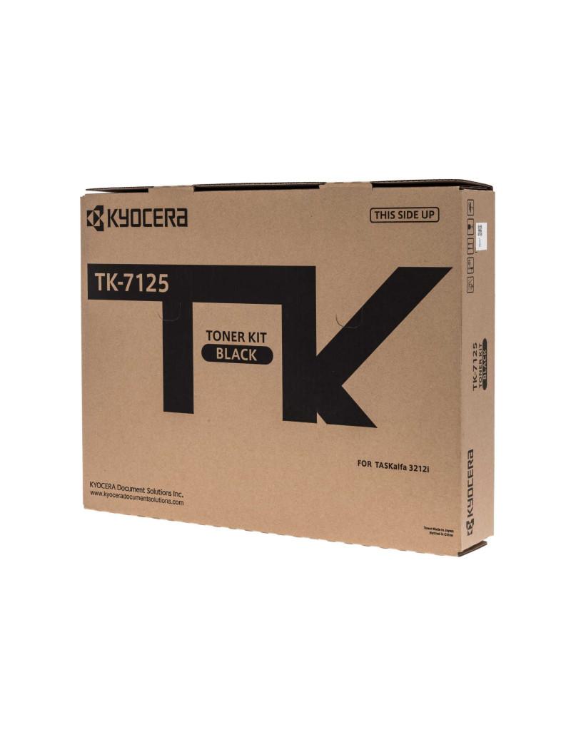 Toner Originale Kyocera TK-7125 1T02V70NL0 (Nero 20000 pagine)