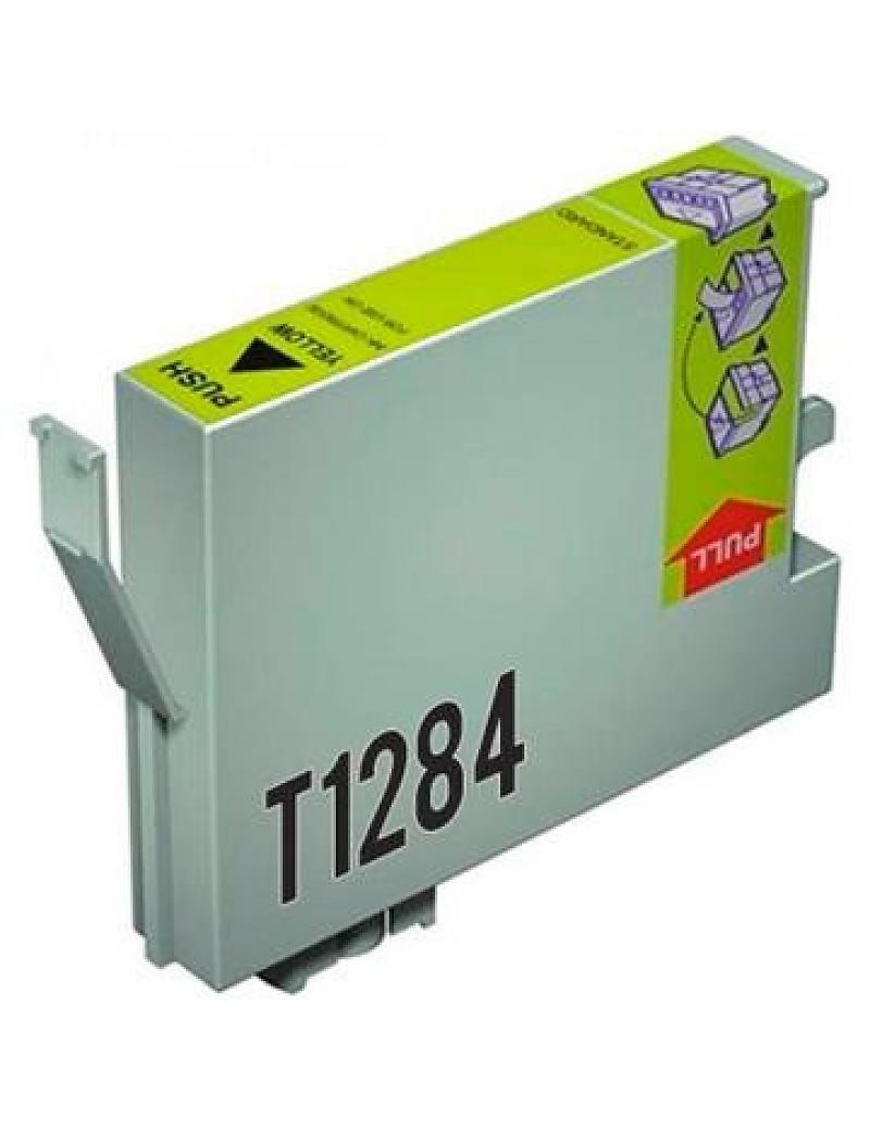 Cartuccia Compatibile Epson T128440 (Giallo)