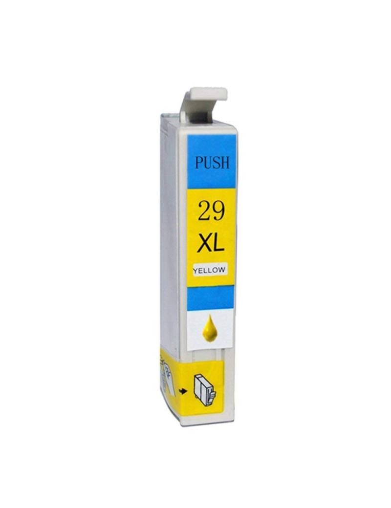 Cartuccia Compatibile Epson T299440 (Giallo XL 450 pagine)