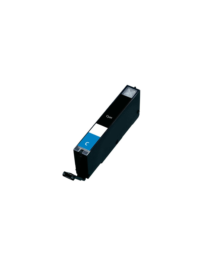 Cartuccia Compatibile Canon CLI-551C XL 6444B001 (Ciano 665 pagine)