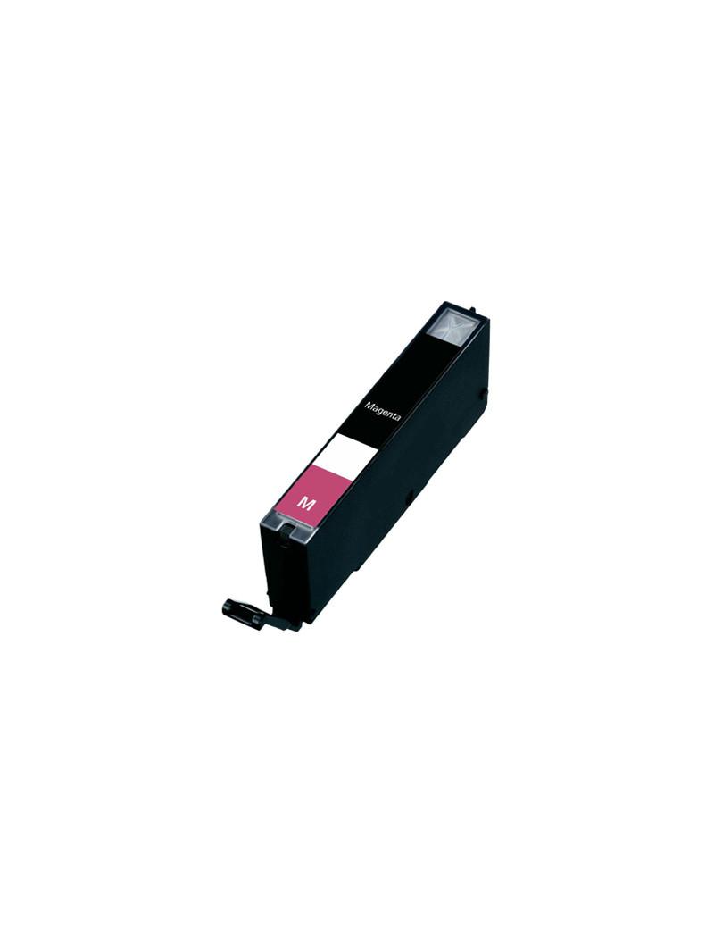 Cartuccia Compatibile Canon CLI-551M XL 6445B001 (Magenta 660 pagine)