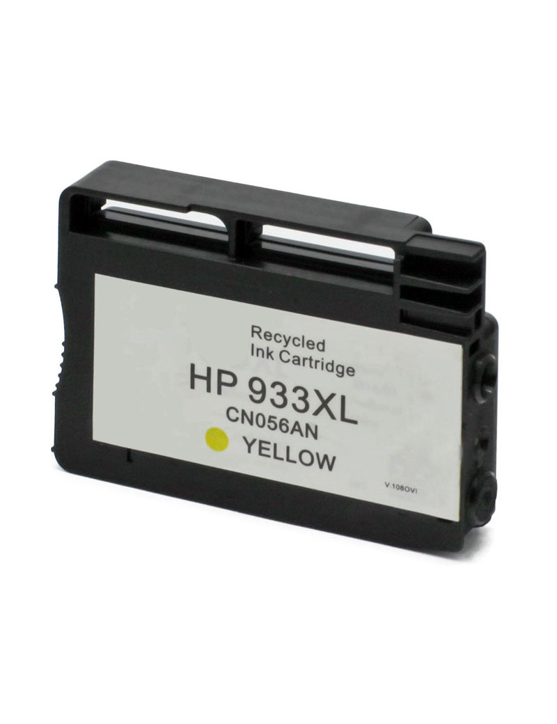 Cartuccia Compatibile HP CN056A 933XL (Giallo 825 pagine)