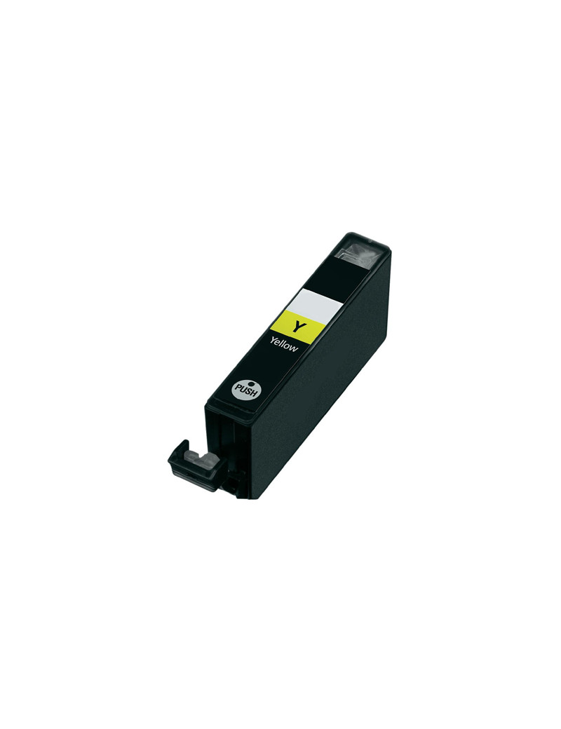 Cartuccia Compatibile Canon CLI-526Y 4543B001 (Giallo)