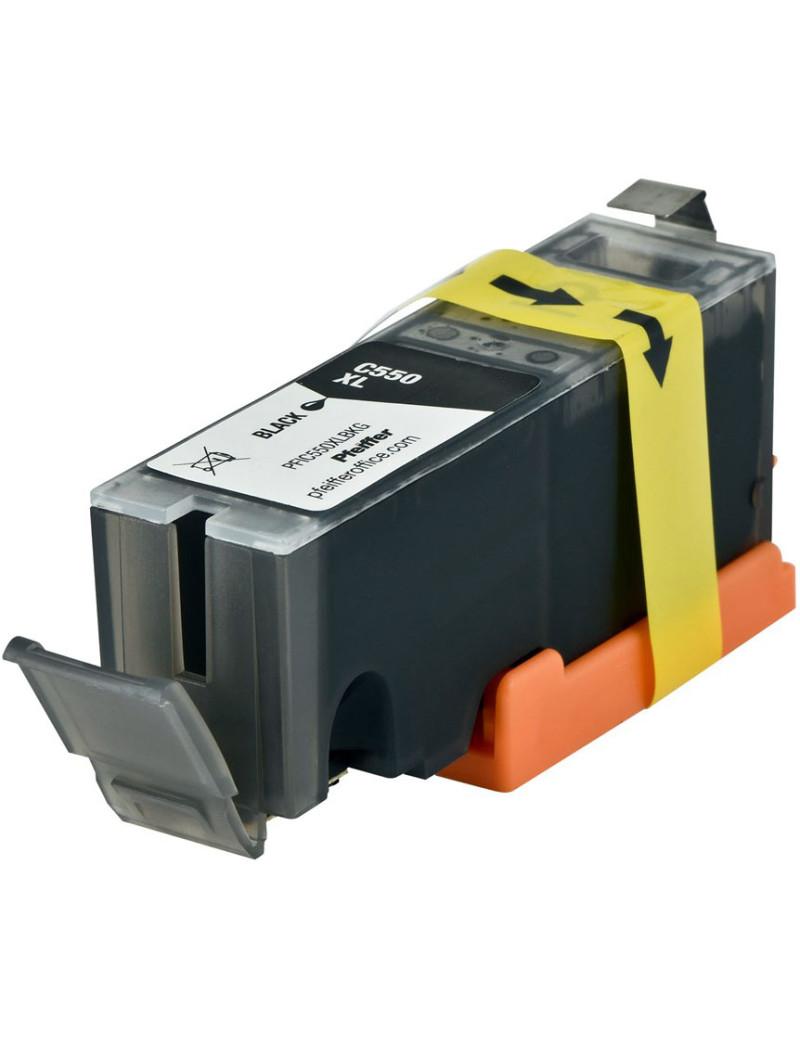 Cartuccia Compatibile Canon PGI-550PGBK XL 6431B001 (Nero Pigmentato 500 pagine)