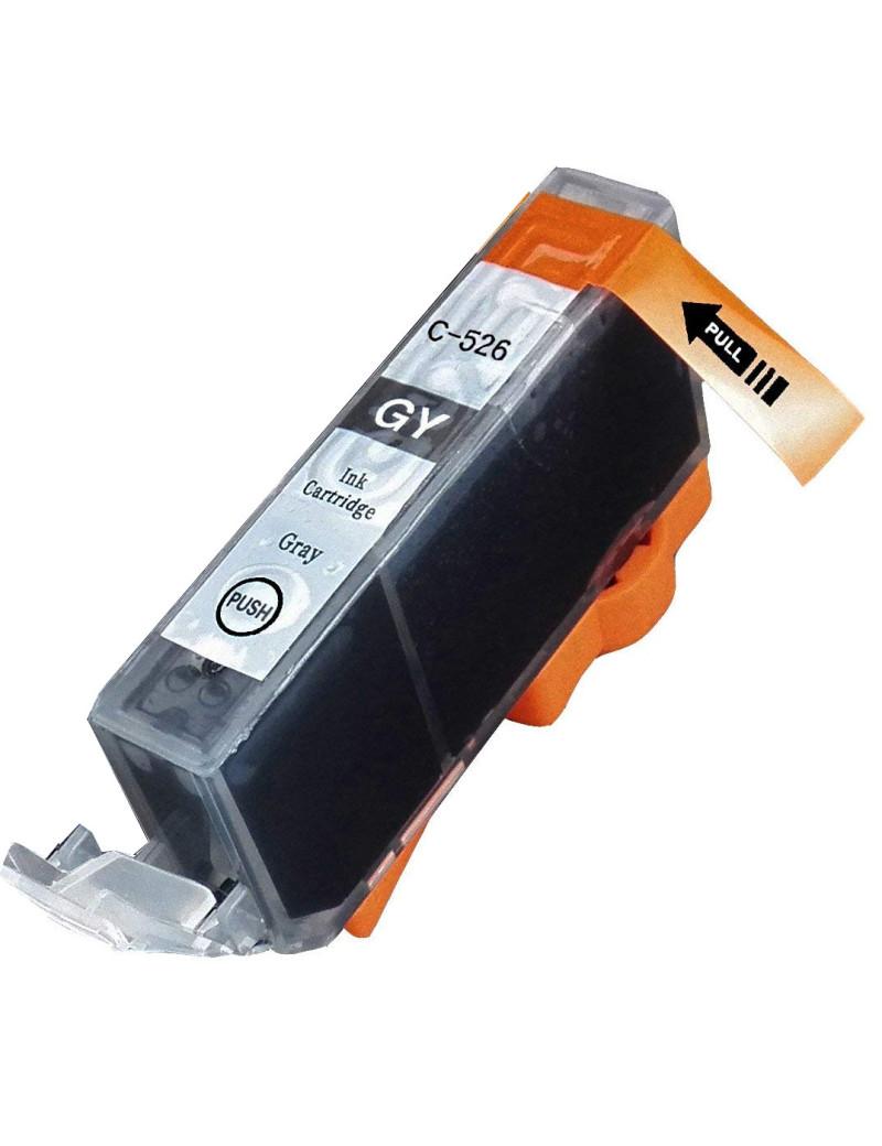 Cartuccia Compatibile Canon CLI-526GY 4544B001 (Grigio)