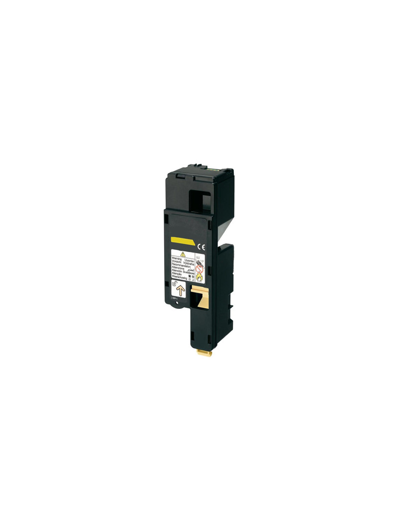 Toner Compatibile Epson S050611 (Giallo 1400 pagine)