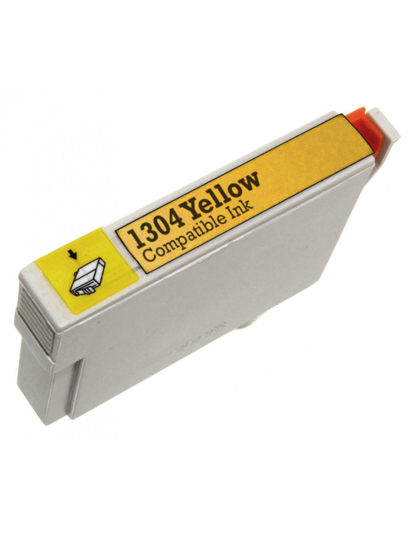 Cartuccia Compatibile Epson T130440 (Giallo XL)
