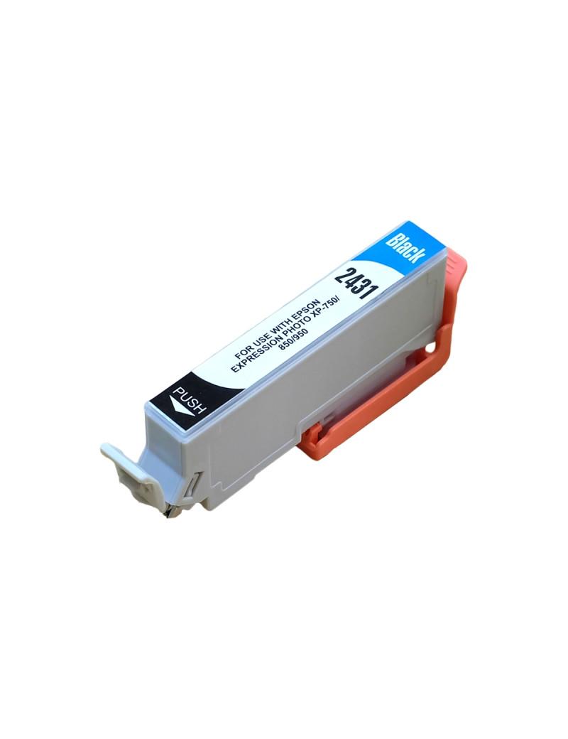 Cartuccia Compatibile Epson T243140 24XL (Nero XL 500 pagine)
