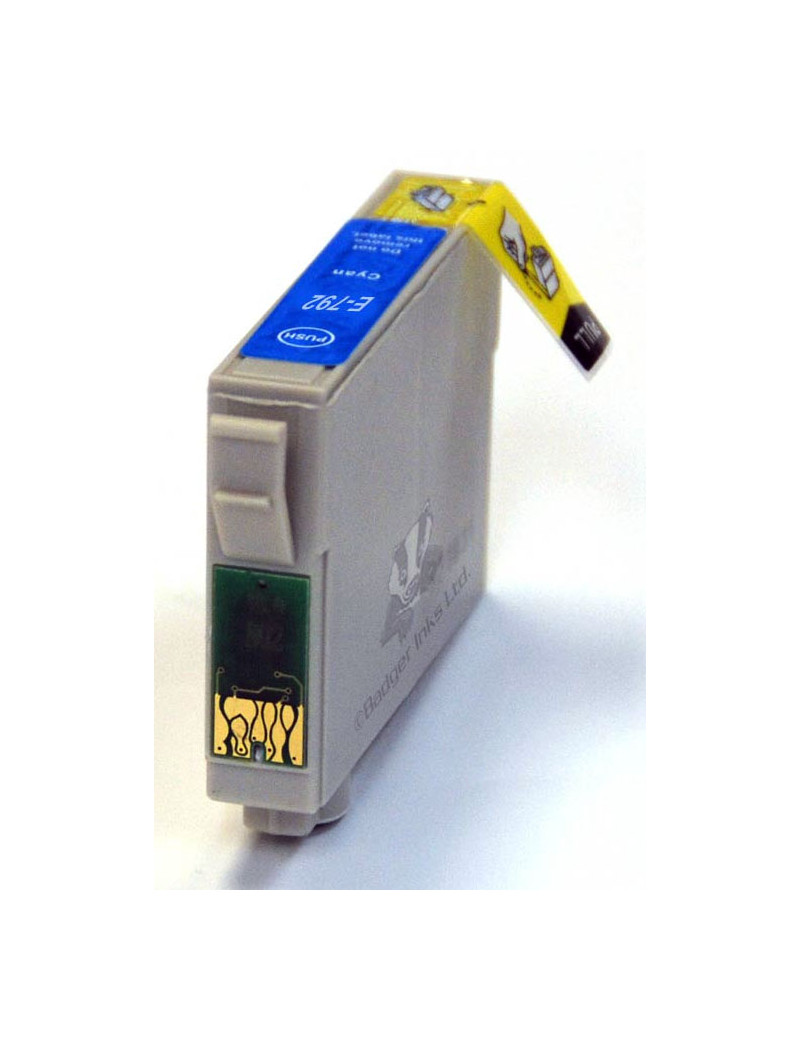 Cartuccia Compatibile Epson T079240 (Ciano)