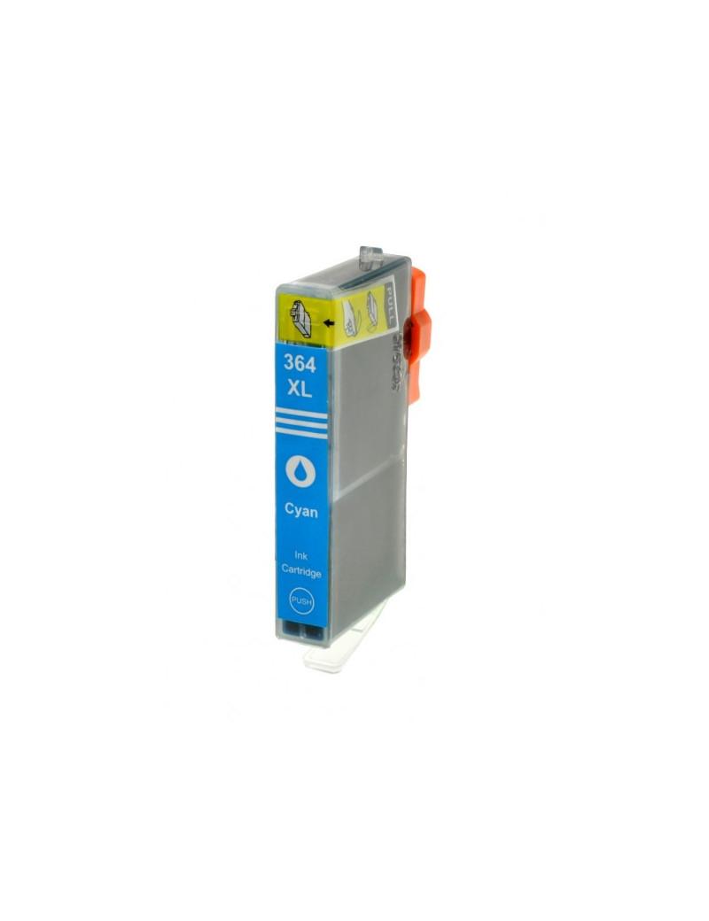 Cartuccia Compatibile HP CB323E 364XL (Ciano XL)