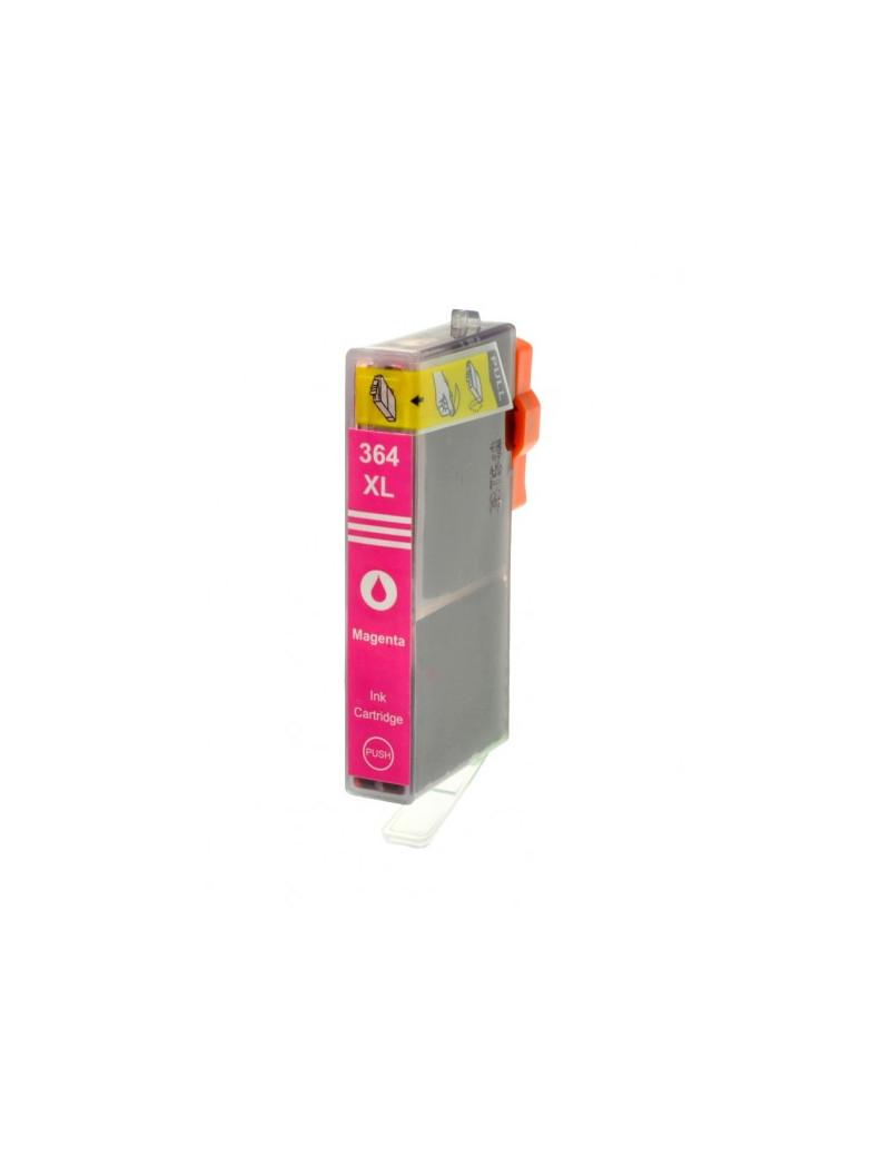 Cartuccia Compatibile HP CB324E 364XL (Magenta XL)