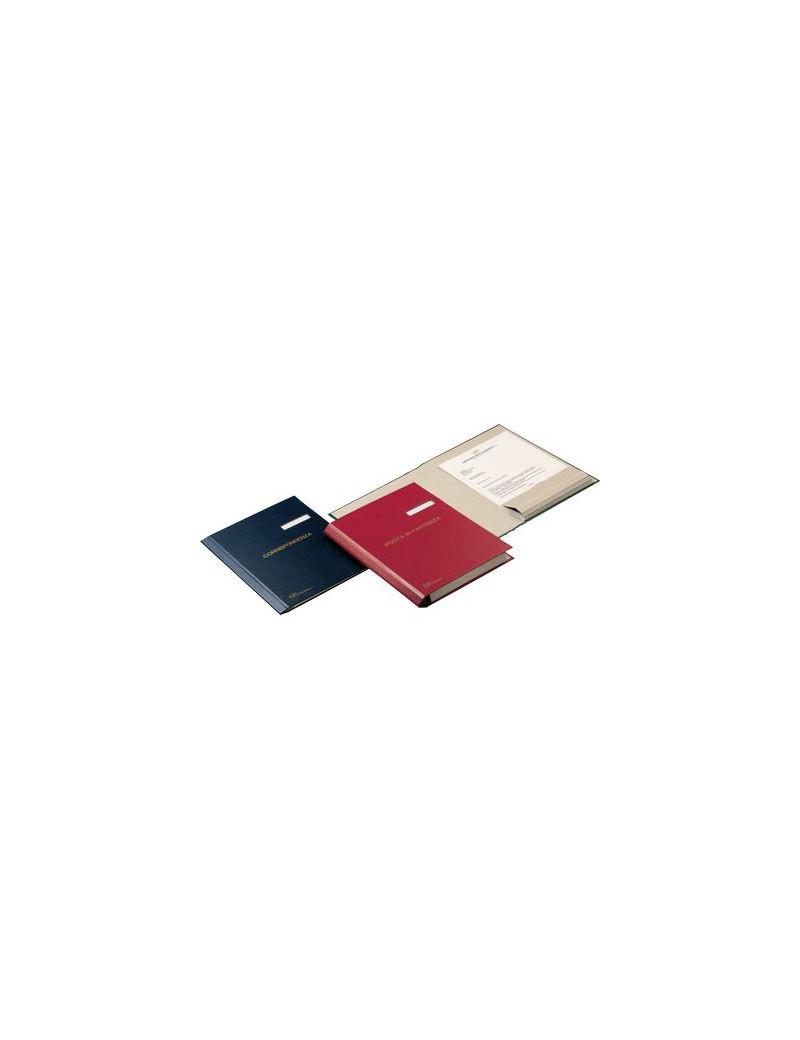 Cartella Corrispondenza Fraschini - 603-SB (Blu)