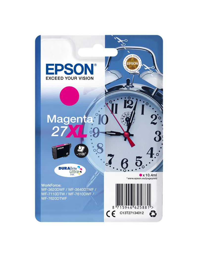Cartuccia Originale Epson T271340 (Magenta XL 1100 pagine)