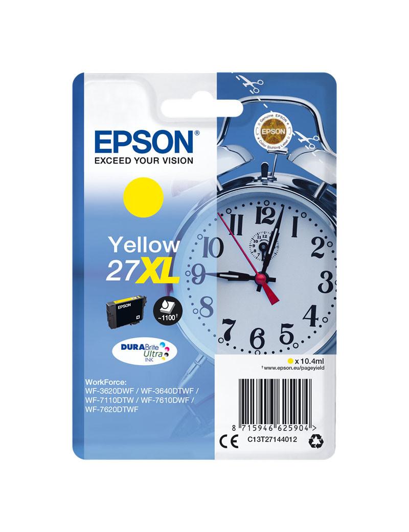Cartuccia Originale Epson T271440 (Giallo XL 1100 pagine)