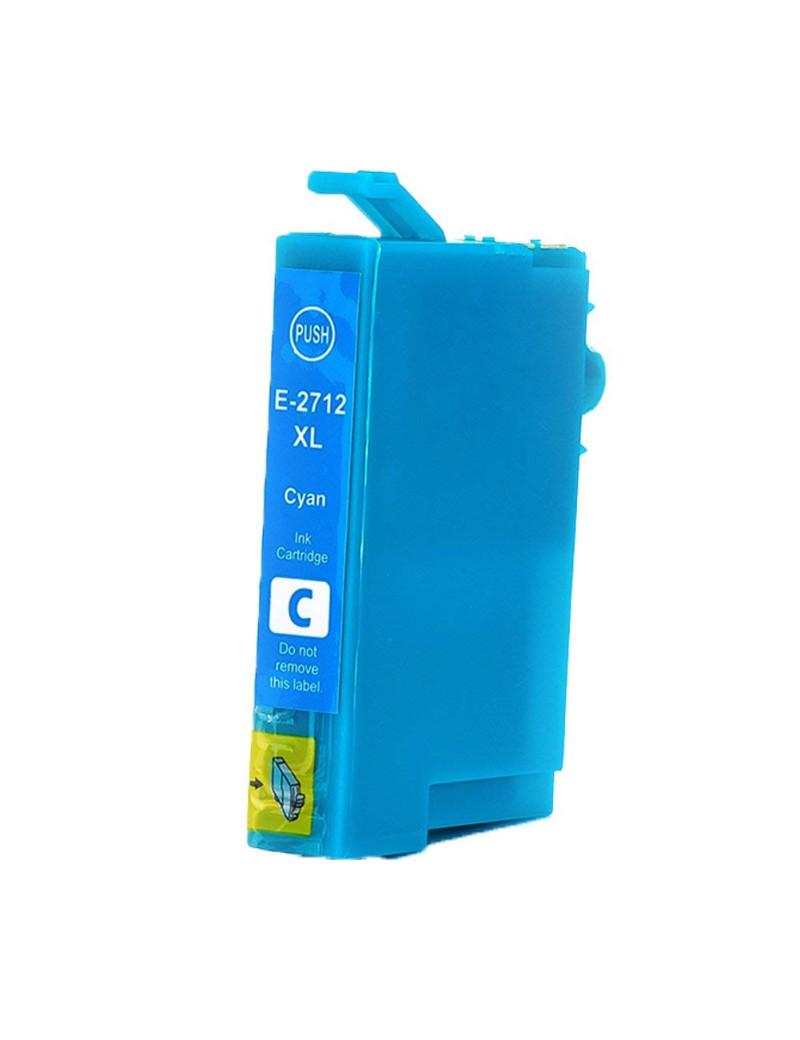 Cartuccia Compatibile Epson T271240 (Ciano XL 1100 pagine)