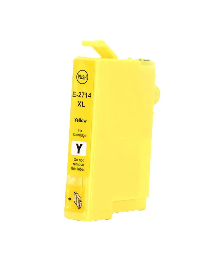 Cartuccia Compatibile Epson T271440 (Giallo XL 1100 pagine)