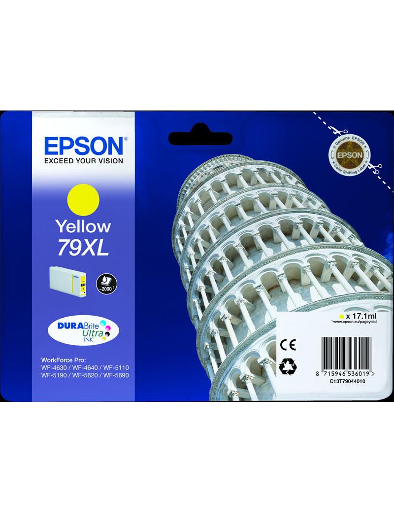 Cartuccia Originale Epson T790440 79XL (Giallo XL 2000 pagine)