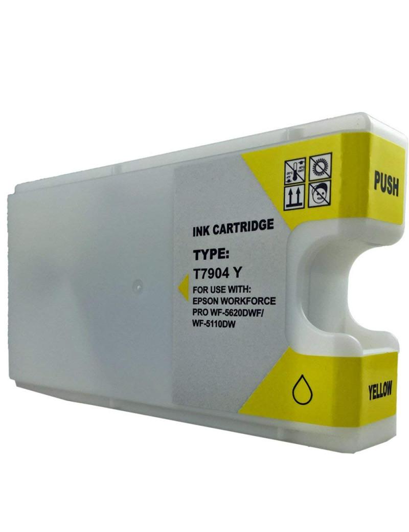 Cartuccia Compatibile Epson T790440 79XL (Giallo XL 2000 pagine)