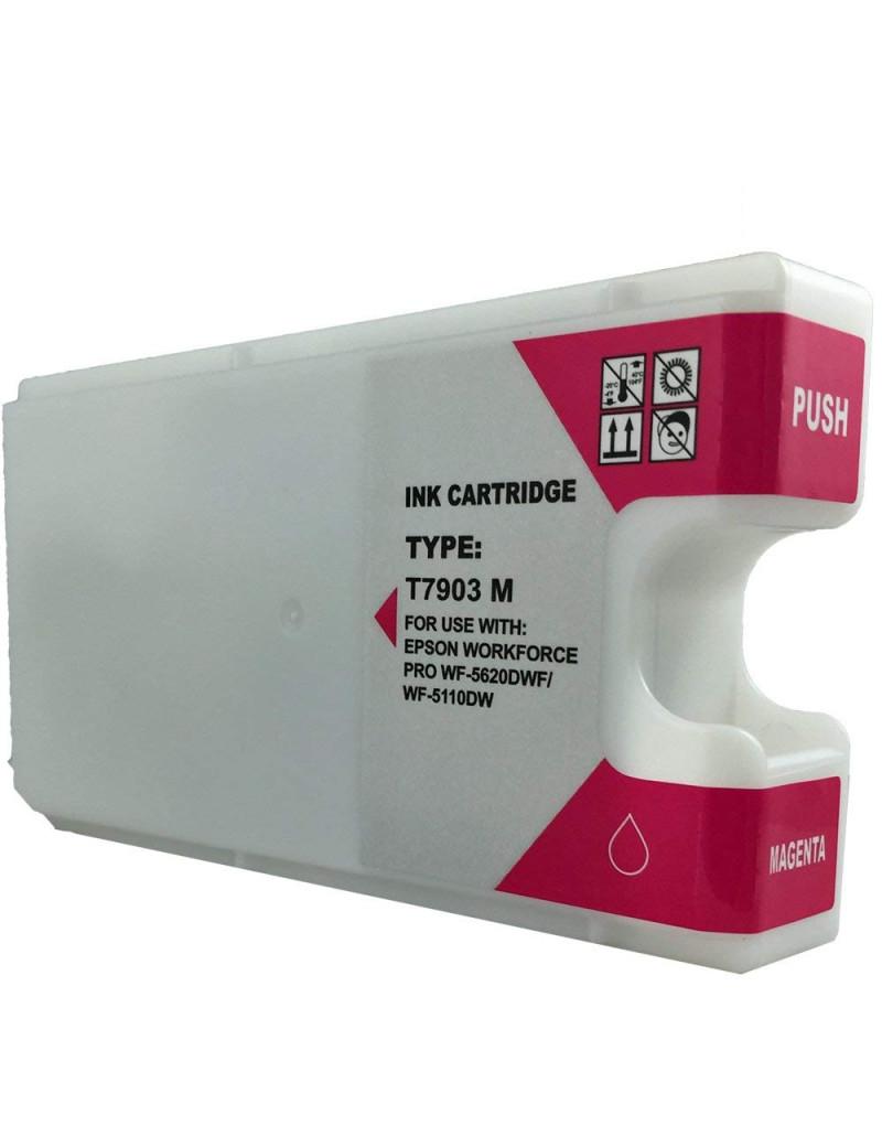 Cartuccia Compatibile Epson T790340 79XL (Magenta XL 2000 pagine)