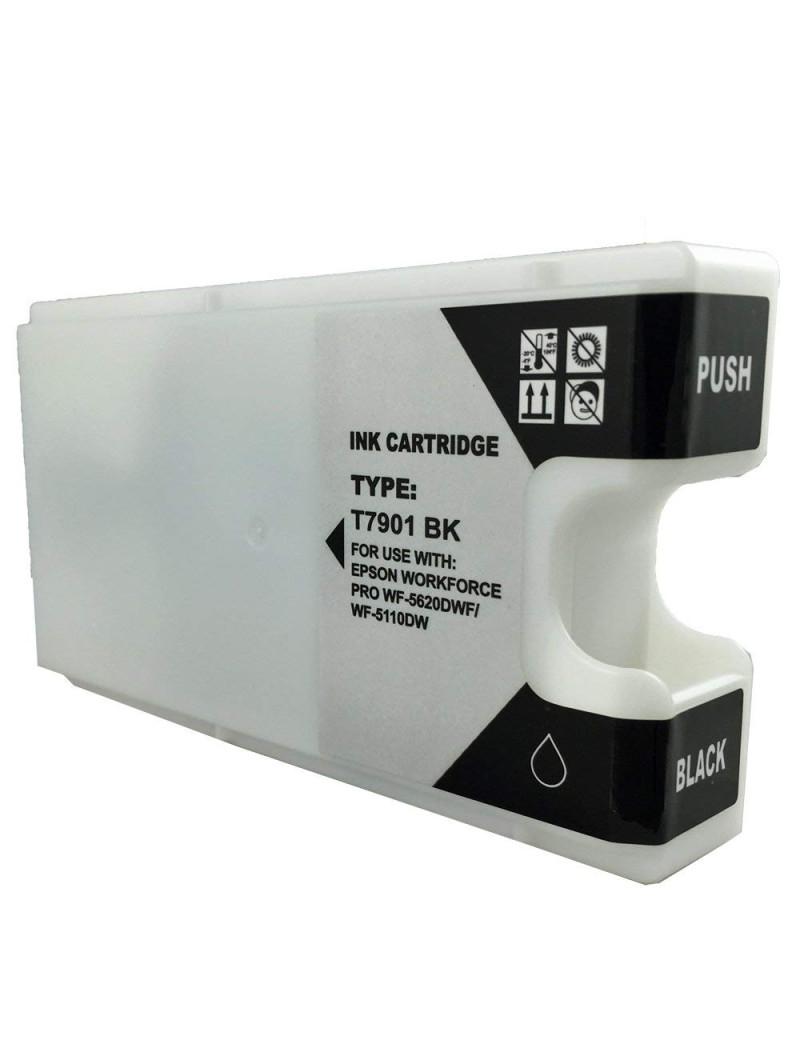 Cartuccia Compatibile Epson T790140 79XL (Nero XL 2600 pagine)