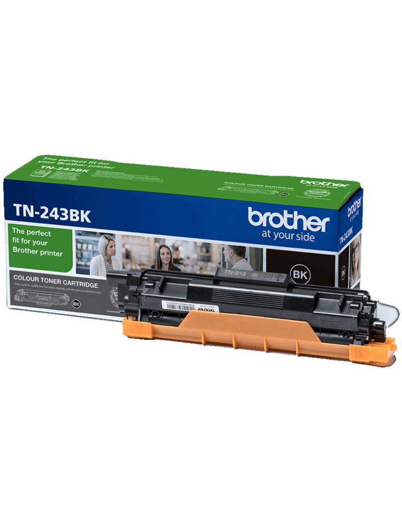 Toner Originale Brother TN-243BK (Nero 1000 pagine)