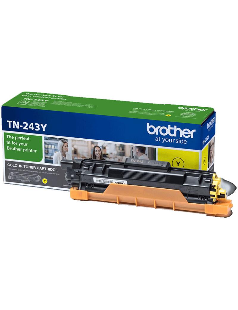 Toner Originale Brother TN-243Y (Giallo 1000 pagine)