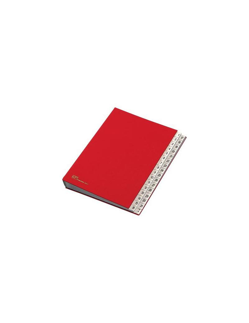Classificatore Numerico 1-31 Fraschini - 643D (Rosso)