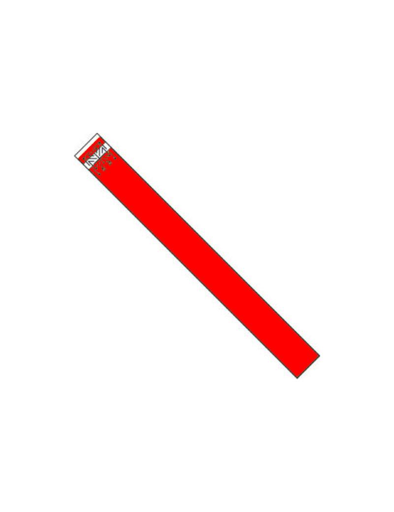 Braccialetti di Identificazione in Tyvek (Rosso Conf. 1000)
