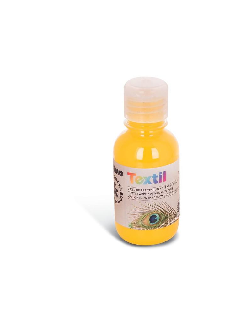 Colore ad Acqua per Tessuti Primo Morocolor - 125 ml - 410TX125201 (Giallo)