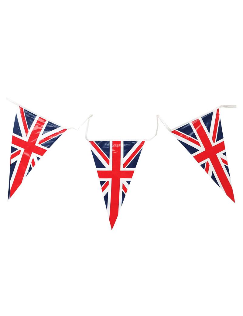 Festone PVC - 7 m - Bandierine Gran Bretagna