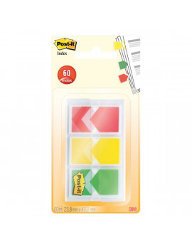 Segnapagina Post-it Index Frecceia Medium To Do 3M (Rosso, Giallo, Verde Conf. 3)