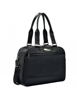 Borsa Portacomputer Shopper Smart Traveller Leitz - 16x29x38 cm - 60180095 (Nero)