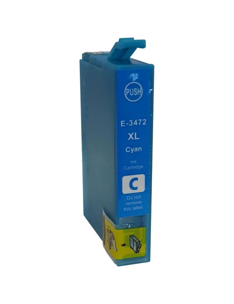 Cartuccia Compatibile Epson T347240 34XL (Ciano 950 pagine)