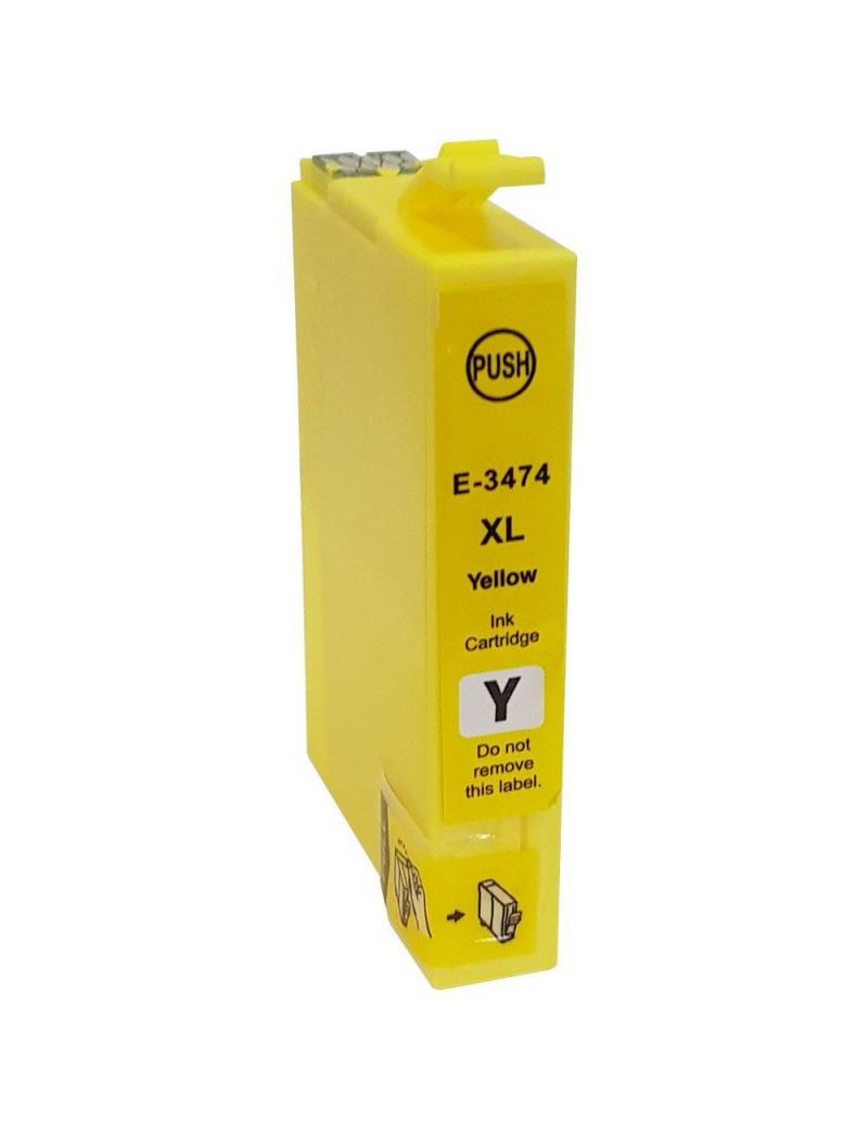 Cartuccia Compatibile Epson T347440 34XL (Giallo 950 pagine)