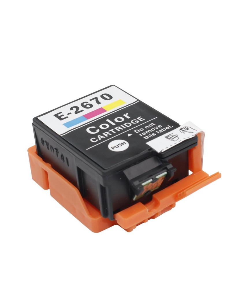 Cartuccia Compatibile Epson T267040 267 (Colore 200 pagine)