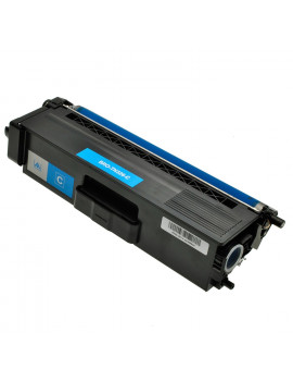 Toner Compatibile Brother TN-326C (Ciano 3500 pagine)