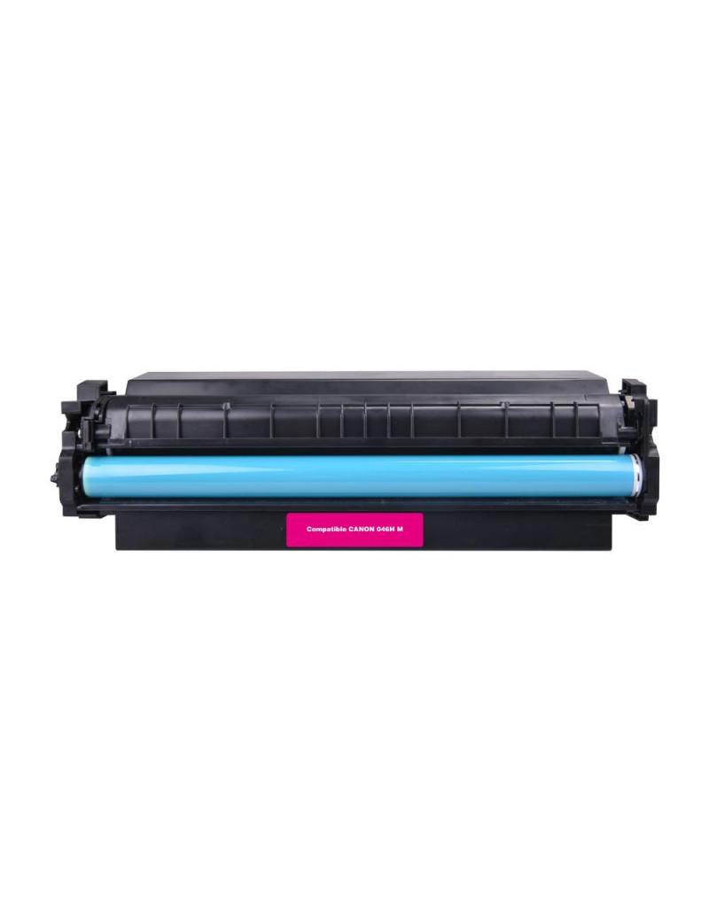 Toner Compatibile Canon 046hm 1252C002 (Magenta 5000 pagine)