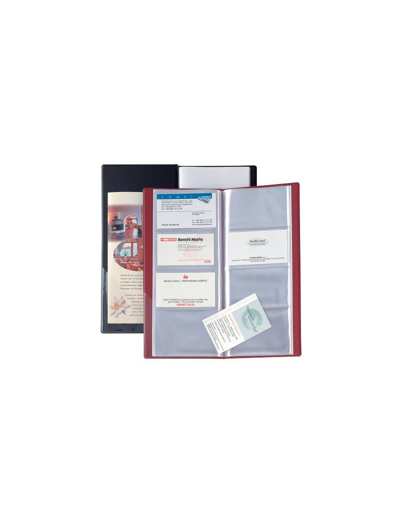 Portabiglietti da Visita Eco Visita Sei Rota - 56701710 (Nero)