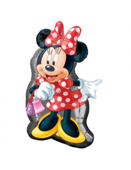 Palloncino in Mylar Minnie - 70 cm